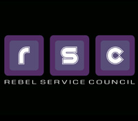 Rebel Service Council Logo