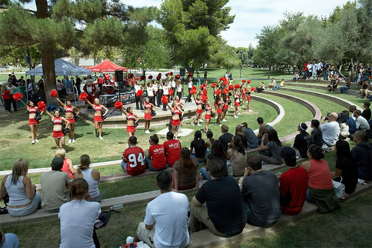 Alumni Amphitheater