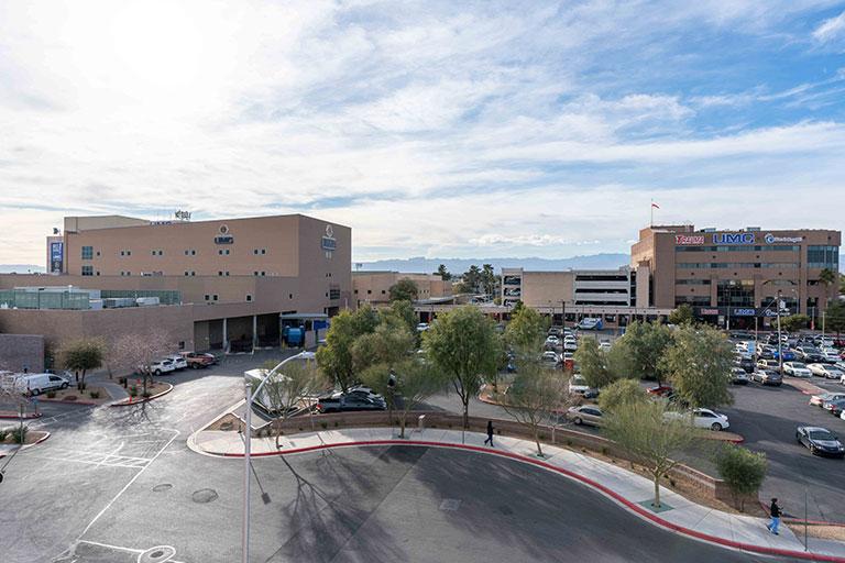 University Medical Center (UMC)