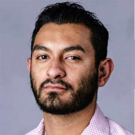 Headshot of Andrew A. Ortiz, BA
