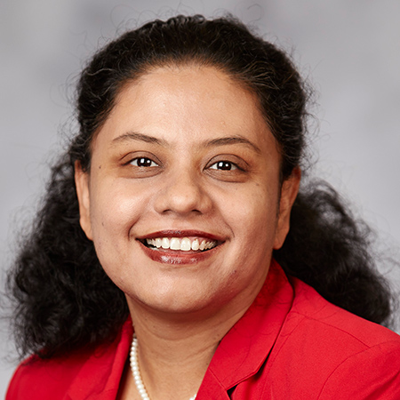 Headshot of Arpita Basu, Ph.D., RD/LD