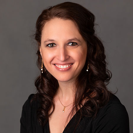 Headshot of Lindsay J. Russell