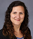 Headshot of Amanda Haboush-Deloye, Ph.D.