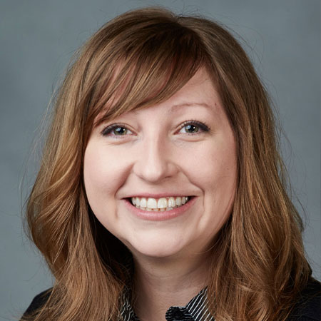 Headshot of Jennifer Guthrie, Ph.D.