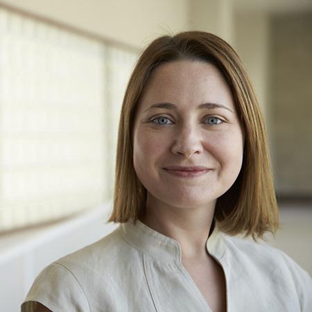 Headshot of Laurel M. Pritchard, Ph.D.