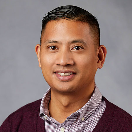 Headshot of Constancio Arnaldo, Ph.D.