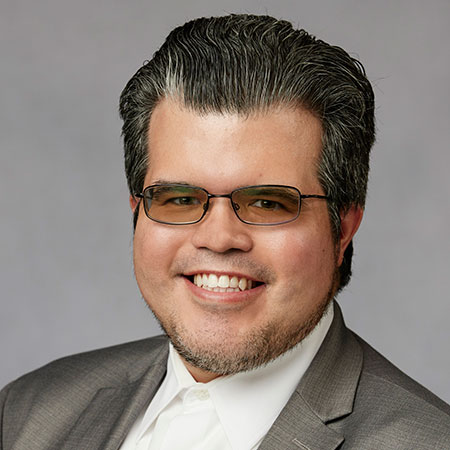 Headshot of Richard Reyes