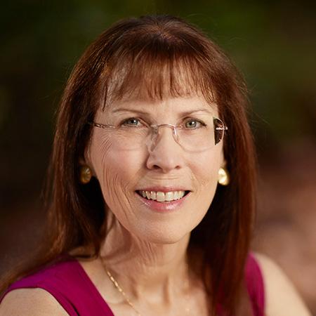 Alice Corkill, Ph.D. headshot