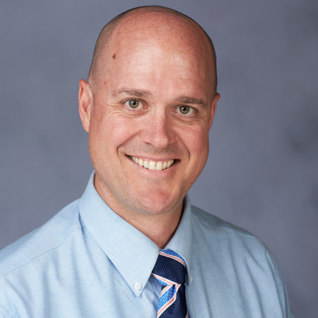 Headshot of Daniel Young, PT, DPT, PhD