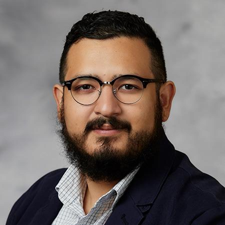 Headshot of Carlos Dimas