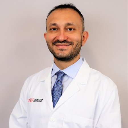 Headshot of Samet Albayrak M.D.