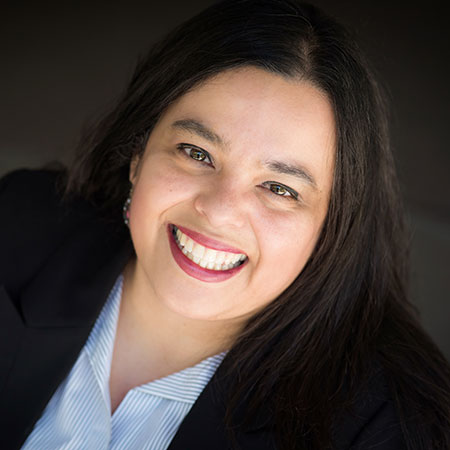 Headshot of Erika Marquez, Ph.D, MPH