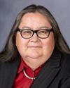 Headshot of Dr. P. Jane Hafen
