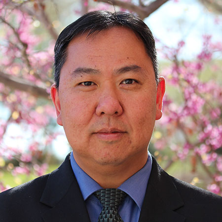 Headshot of Peter Kim, Ph.D.