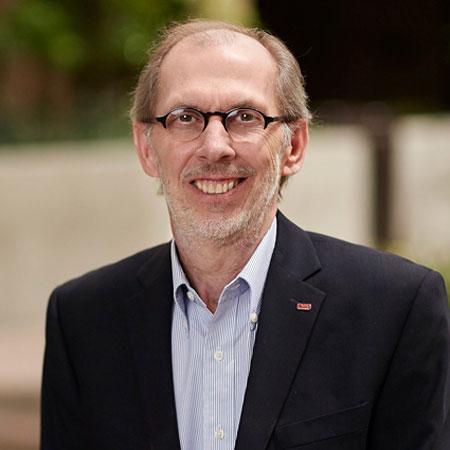Headshot of James Busser, Ph.D