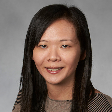 Headshot of Kai-Yu Ho, PT, MSPT, Ph.D.