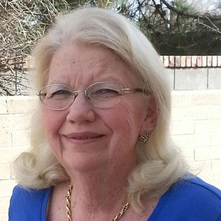Headshot of Mary Hausch