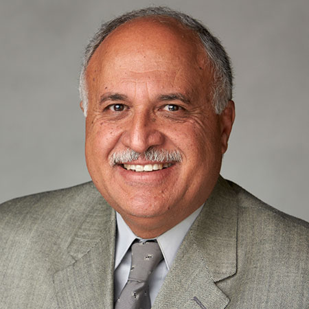 Headshot of Mehran Tamadonfar, Ph.D.