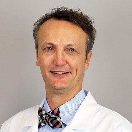 Headshot of Michael G. Scheidler, M.D., FACS