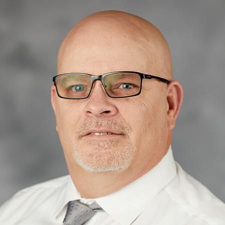 Mike Bricker Headshot