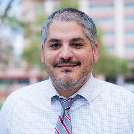Headshot of Salvador Mora