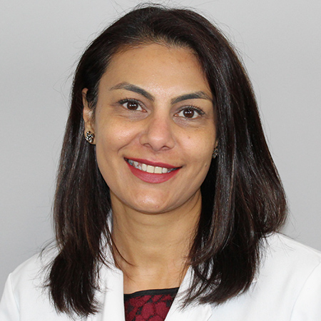 Headshot of Nazia Khan, M.D.