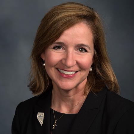Headshot of Susan VanBeuge