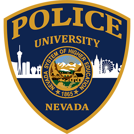 Vector Art of University Police's patch
