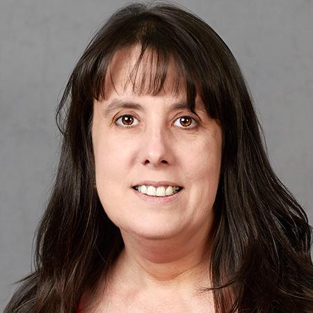 Headshot of Patricia Cook-Craig