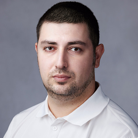 Headshot of Rafael Oganesyan, Ph.D.