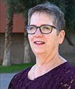Headshot of Gail Sammons, Ph.D., CHE