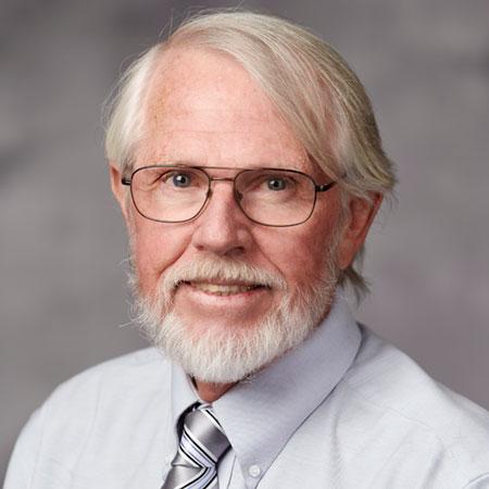 Headshot of Stanley D. Hillyard