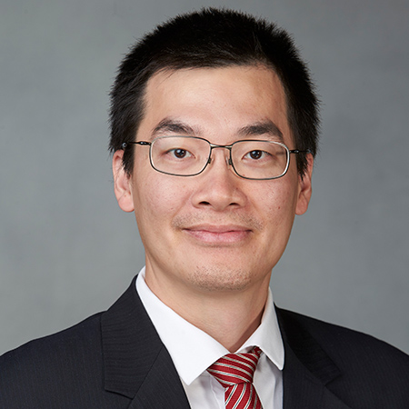 Headshot of Szu-Ping Lee, PT, Ph.D