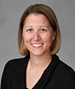 Headshot of Valarie Burke, Ph.D.