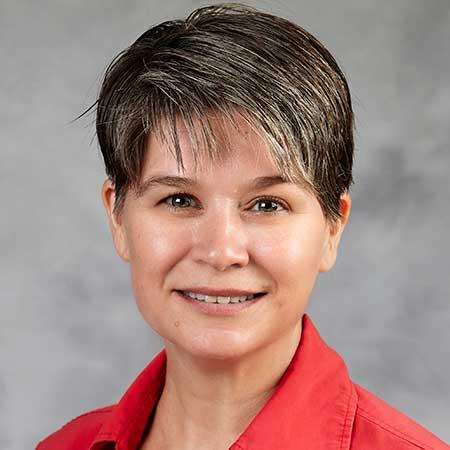 Headshot of Jennifer Vanderlaan, Ph.D., MPH, CNM, FNP