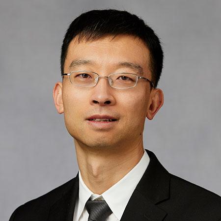 Headshot of Yingtao Jiang