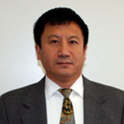 Headshot of Shaoan Zhang, Ph.D.