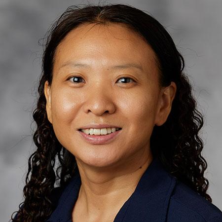 """Xin """"Shin"""" Zhang, Ph.D."""