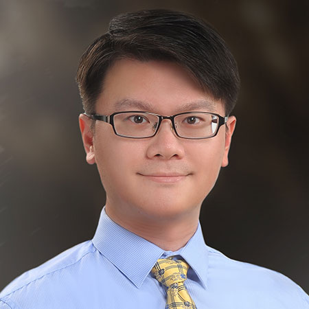 Headshot of Lung-Chang Chien, DrPH