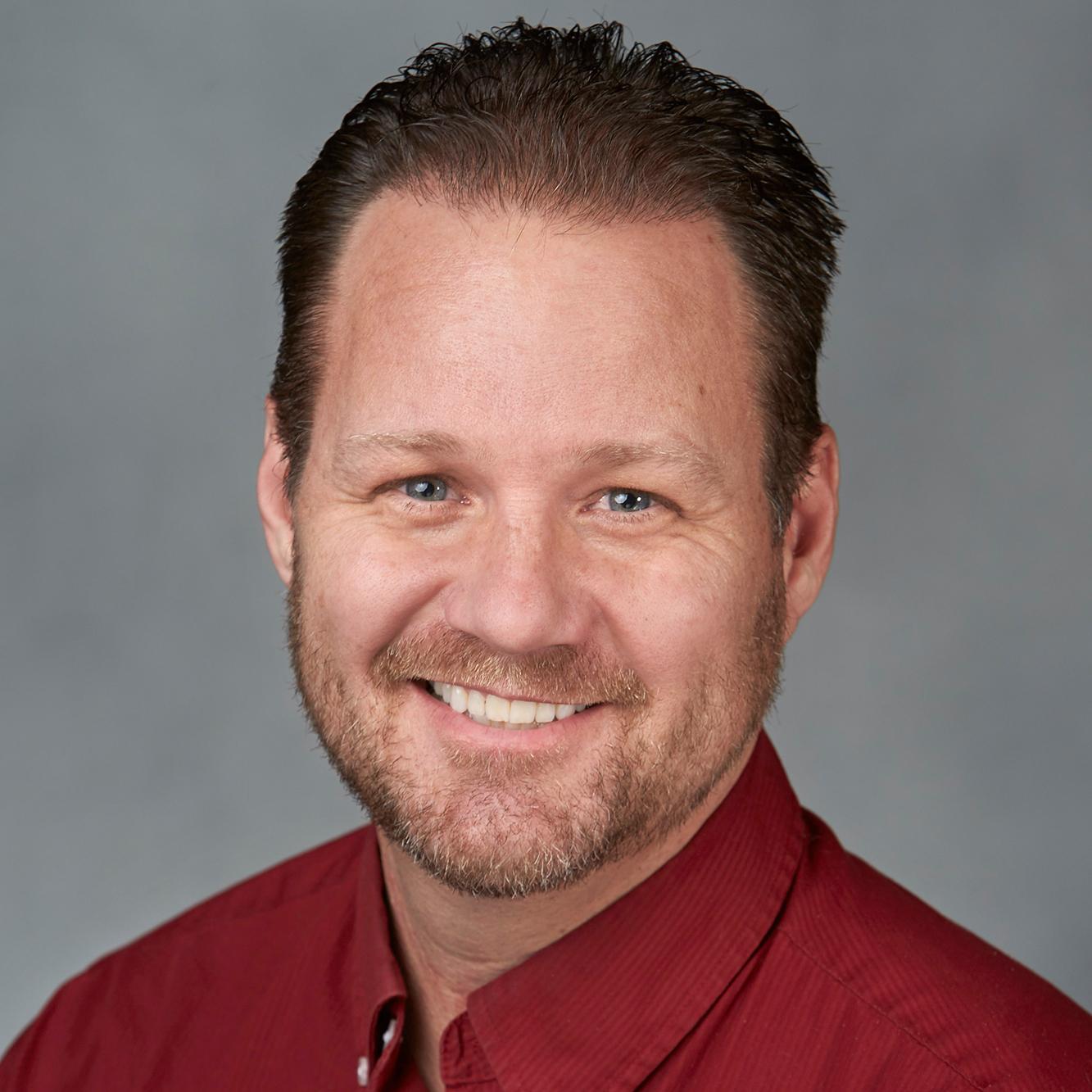Headshot of Eric Knight