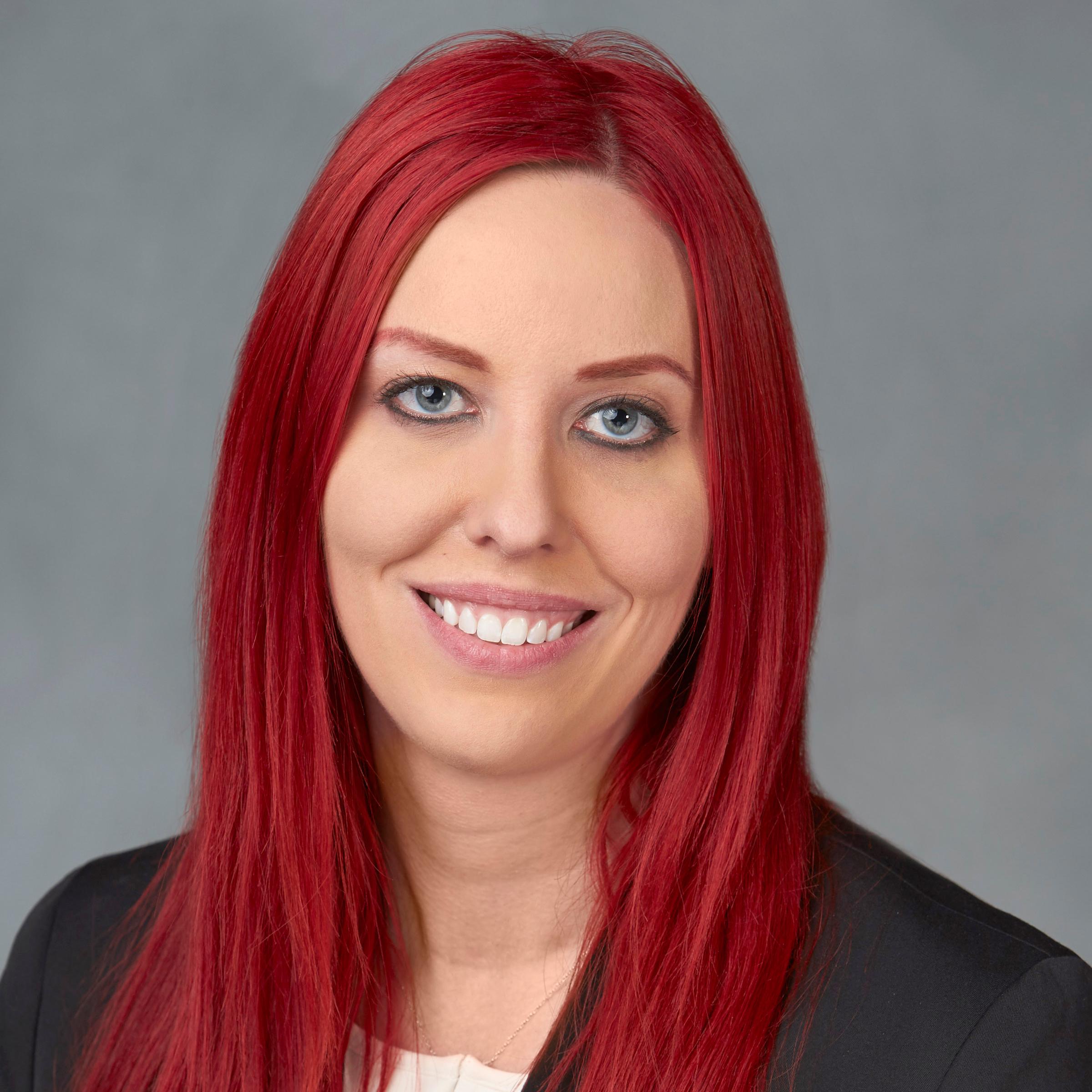 Headshot of Megan Svarz