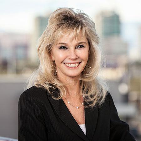 Headshot of Patty Rice