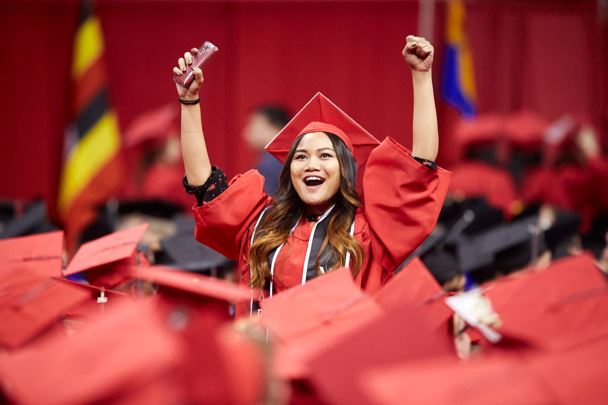 Spring 2018 Commencement (Afternoon) | Calendar | University of ...