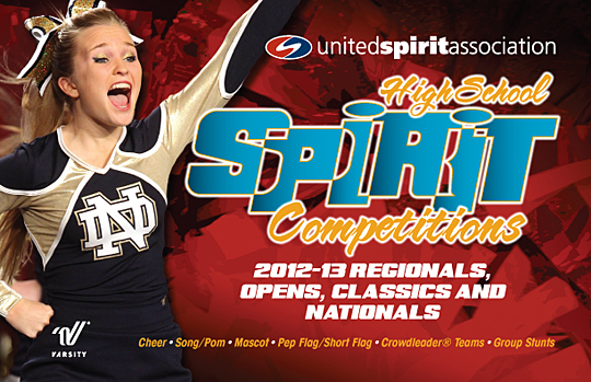 United Spirit Association - Nevada Open (Cheerleading)