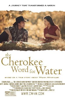 The Cherokee Word for Water (2013)