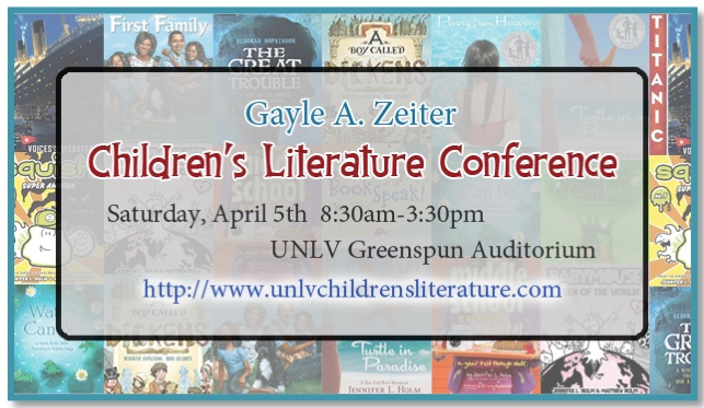 Gayle A. Zeiter Children's Literature Conference