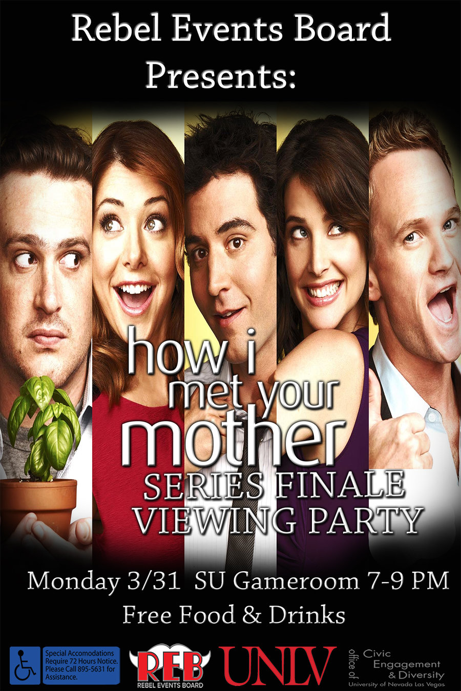 How I Met Your Mother Series Finale Viewing Party
