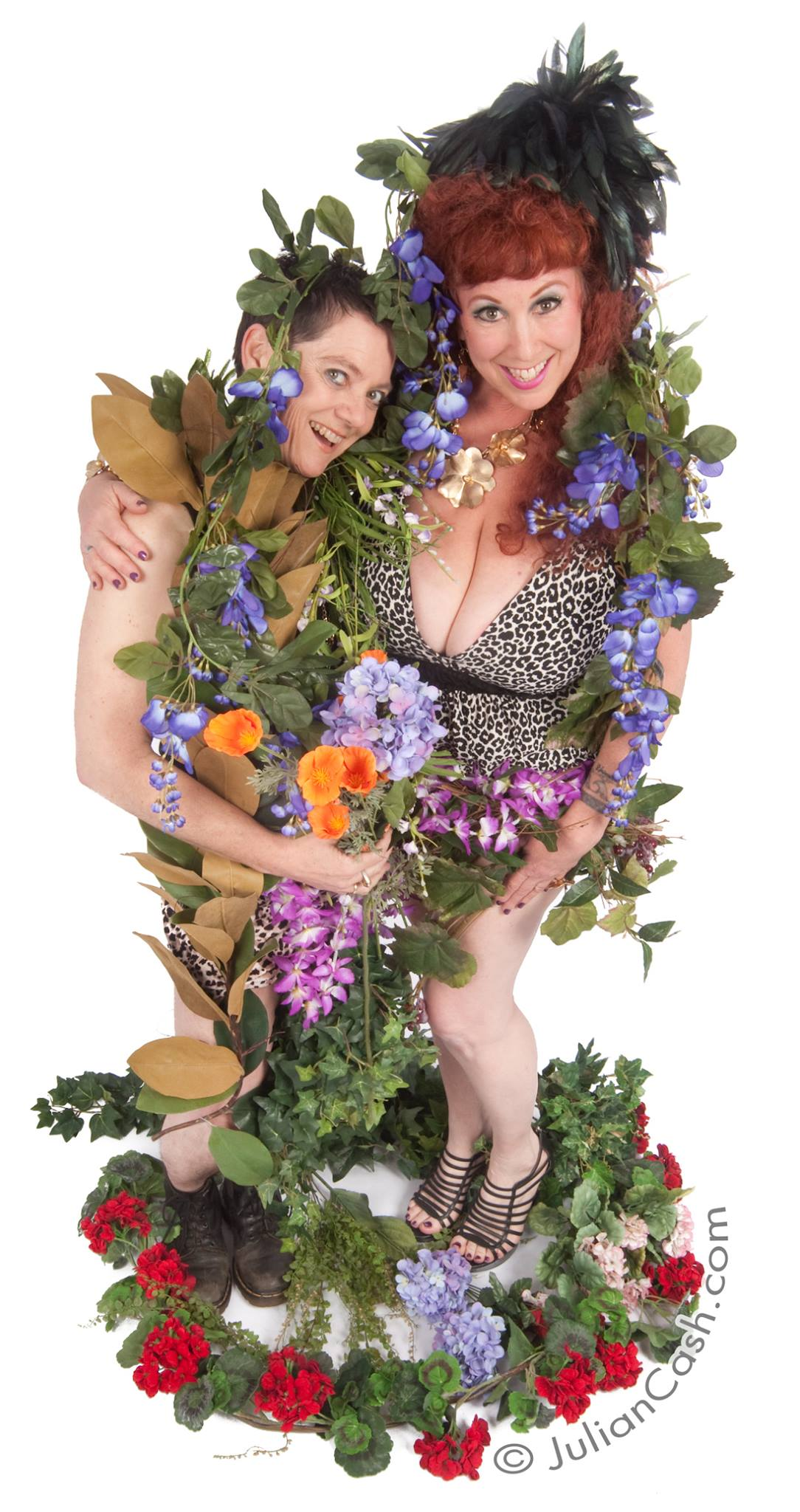 Ecosex Walking Tour with Annie Sprinkle & Beth Stephens