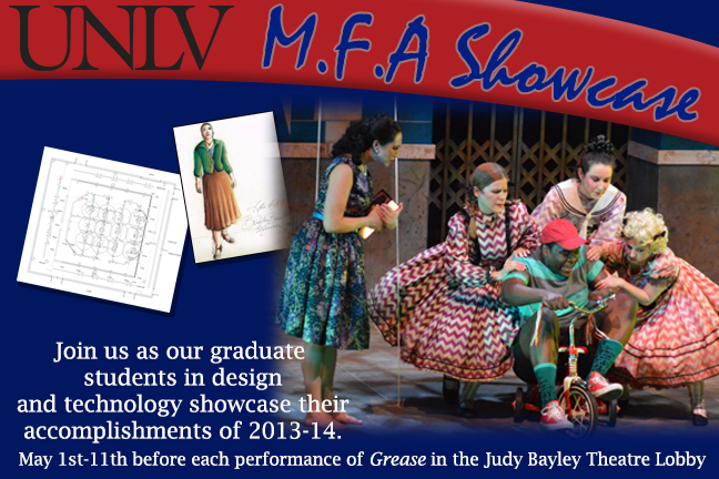 MFA Design and Technology Showcase May 1-11