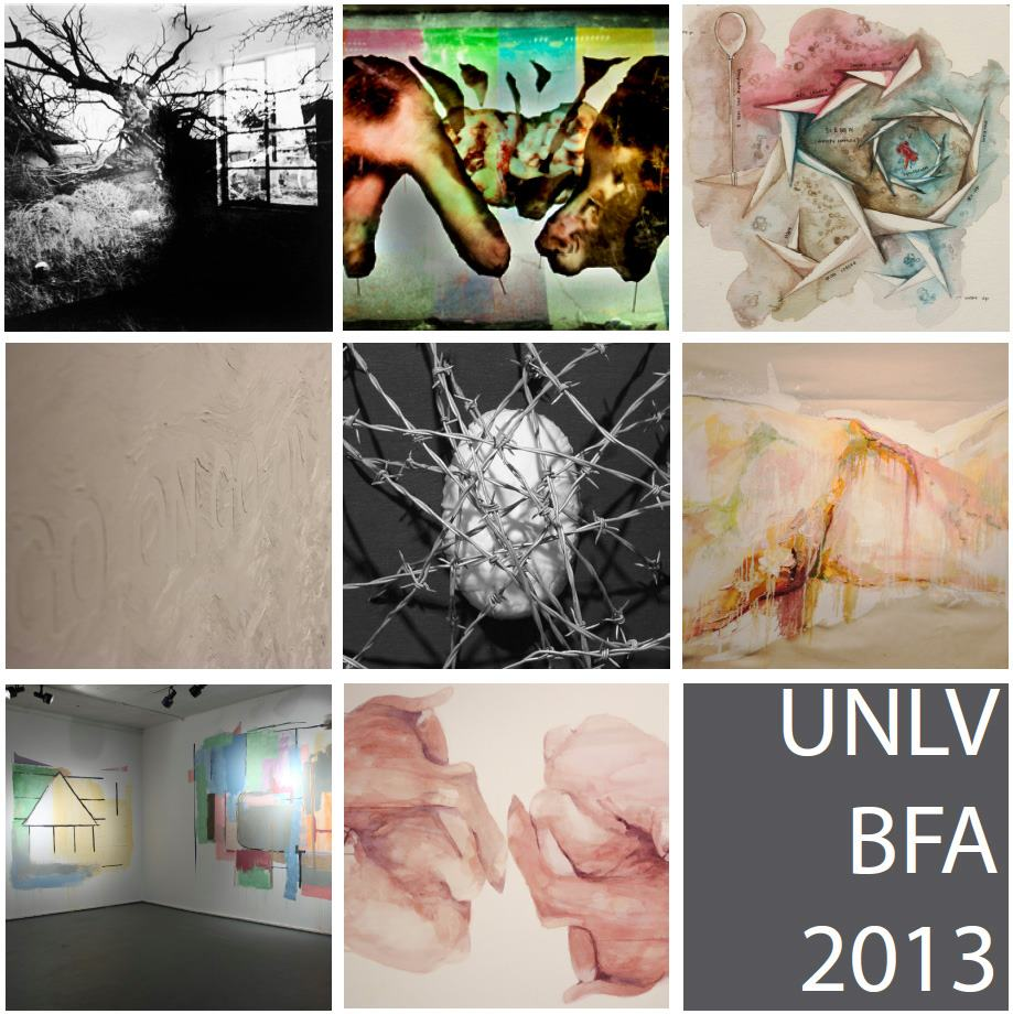 2013 BFA Exhibition
